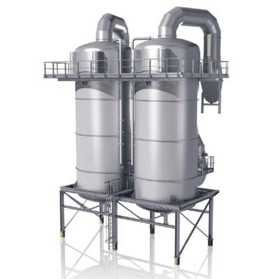 热销湿式除尘器 水淋工业粉尘除尘设备 热锻造湿式静电除尘器
