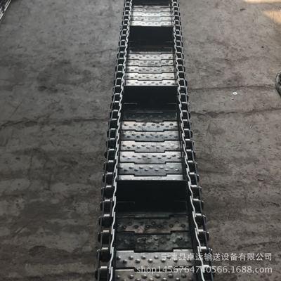 厂家直销排屑机链板 工业排屑链板输送线 卓远输送设备有限公司
