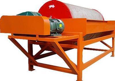 厂家热销永磁筒式磁选机 湿式磁选机 铁矿磁选设备 厂家价格