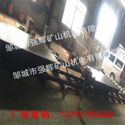 液压自移式平板车 液压自移式设备列车 矿用自移式设备列车