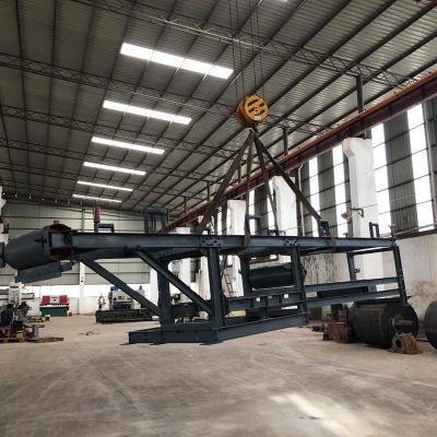 厂家直供矿用皮带输送机 自动化控制 矿用大型皮带输送机