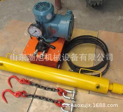 厂家直销型号齐全矿用刮板机液压紧链器 YJLQ-1-30T型液压紧链器