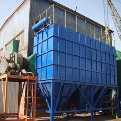 供应 大型脉冲布袋除尘器 LCM-D/G型长袋离线脉冲除尘器 环保设备
