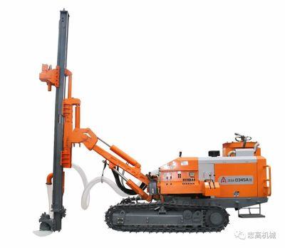 志高钻车 销售ZEGA D345A分体式露天潜孔钻机 志高全液压钻机
