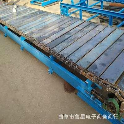 链板输送机厂家 链板输送机运行稳定 同步输送 维护方便