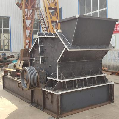 推拉式液压开箱制砂机 细碎破碎制砂机 多功能石料细碎机制沙机