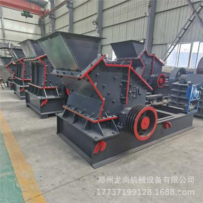 新型多功能石料制砂机 机制砂制沙生产线 推拉式液压开箱制砂机