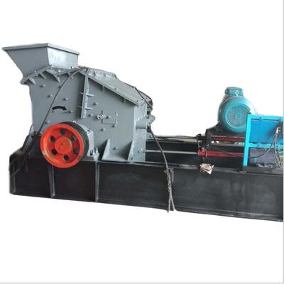 石料打砂制砂机 河卵石板锤复合破碎机 移动式制砂生产线设备