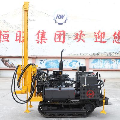 履带山地钻机小型气动潜孔钻机山地作业液压式钻机小型潜孔机