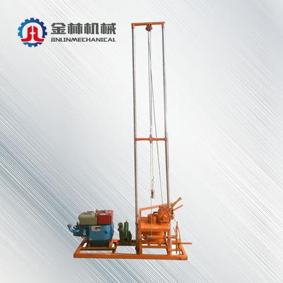 供应ZT300中小型水井钻机 柴油水井钻孔机 家用小型水井钻机