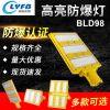BLD98防爆泛光灯 工业照明led防爆路灯模组投光灯隧道灯定制厂家
