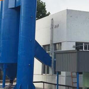 供应 布袋除尘器 气箱除尘器 PPC型脉冲袋式除尘器