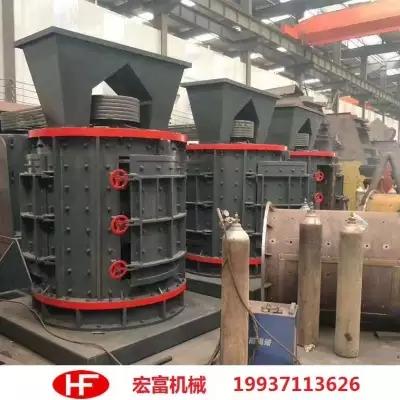 立轴鹅卵石制砂机 高效冲击式破碎制砂机 新型板锤式制砂机 厂家直销