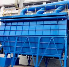 化工厂单机脉冲除尘器车间仓顶布袋除尘器厂家工业锅炉高温除尘器