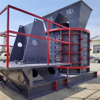 现货供应1500大型碎石机 移动碎石机 移动制砂机 河卵石制砂机定金