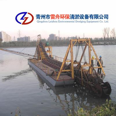 绞吸式挖泥船绞吸船绞吸式挖沙船绞吸式抽沙船厂家直销
