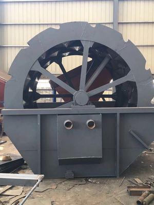 厂家直销轮式洗沙机 水洗轮洗沙机 青州雷舟机械现货供应