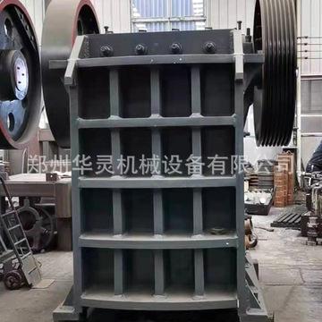 厂家定制颚式破碎机 小型自动矿石砂石碎石机矿用鹅卵石破颚机