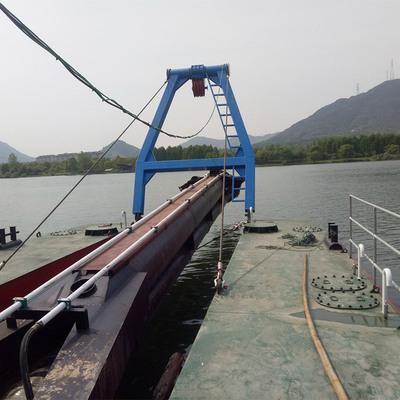 绞吸式挖沙船价格 大型采沙船多少钱 挖掘采沙船 绞吸式挖砂船厂