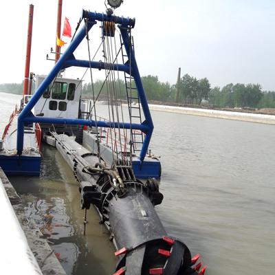 大型水洗砂机 河沙除杂机 绞吸式洗沙船 成套泥沙清洗脱水回收机