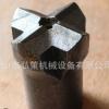 凿岩机用一字钻头 矿山开采高强度耐磨球齿钻头 硬质合金一字钻头