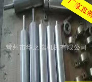 厂家直销批发车制滚筒不锈钢滚筒滚花包胶主被动轴输送滚筒锥形辊