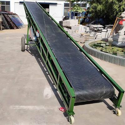 皮带机造价 平行分拣皮带机 输送机制造商y1