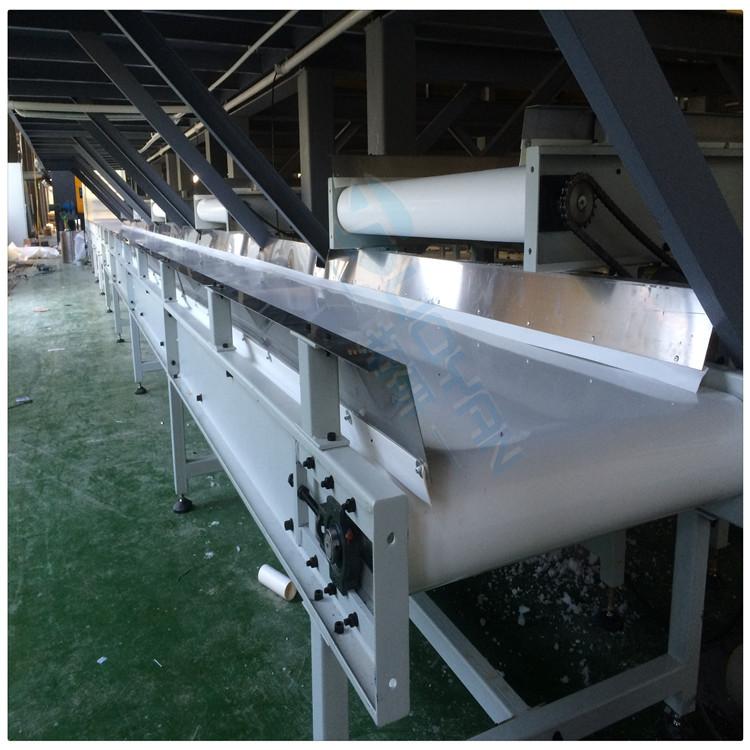 皮带运输机 皮带线 皮带输送机 上海拓延机械生产制作